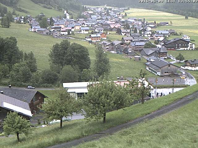 Lied mellau bis schoppernau webcam